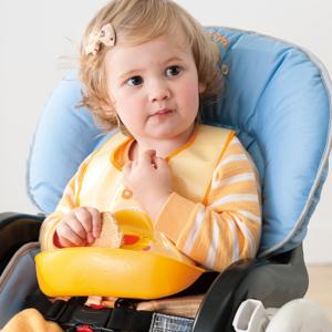 Waterproof Baby Bib with Detachable Pocket - 0-24 Months