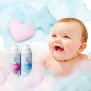 Bubble Art All Natural Shapeable Bath Mousse