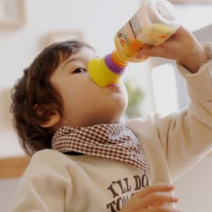 Spill-Proof Sippy Cup Cap