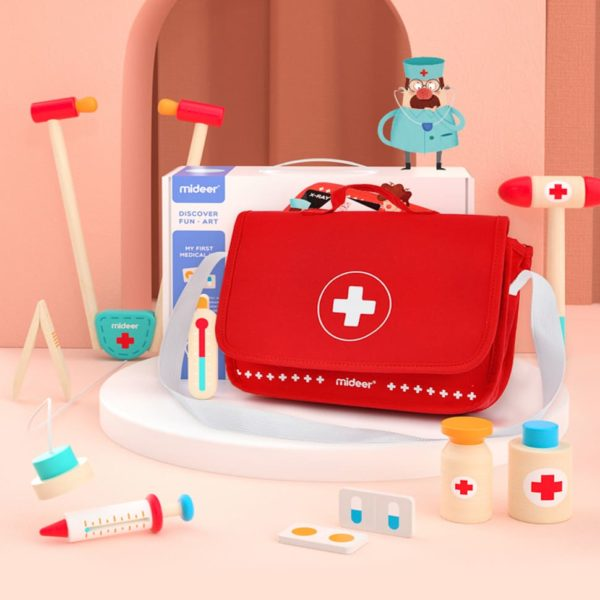 Pretend Play - My First Medical Kit - Ages 3+
