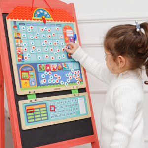 Midler Magnetic Responsibility Chart - Ages 3+