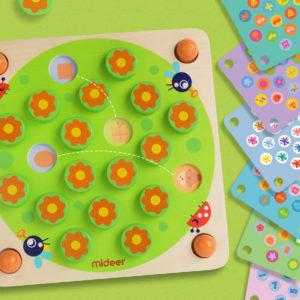 Memory Game - Secret Garden - Ages 3+