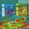 iSpy Secret Puzzle with Discovery Glasses - 35pcs