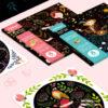 Scratch Art Cards for Kids- 8 pcs