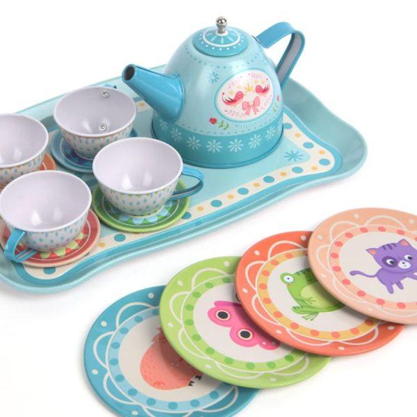 Afternoon Tea Set Toy - 15 Piece