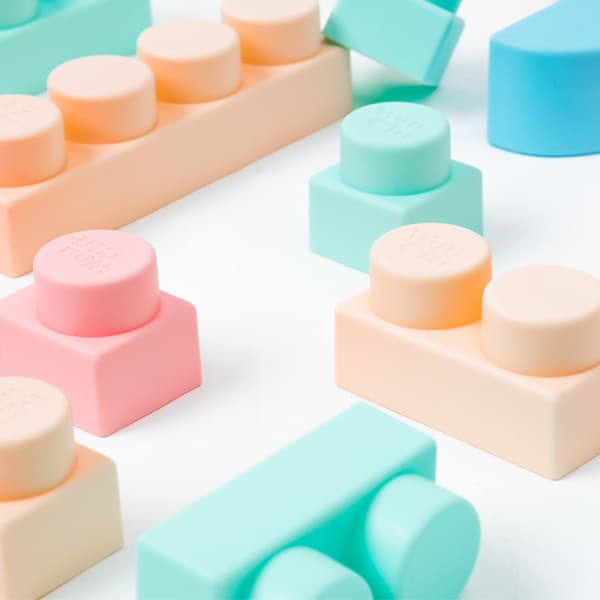 Soft Building Blocks for Baby